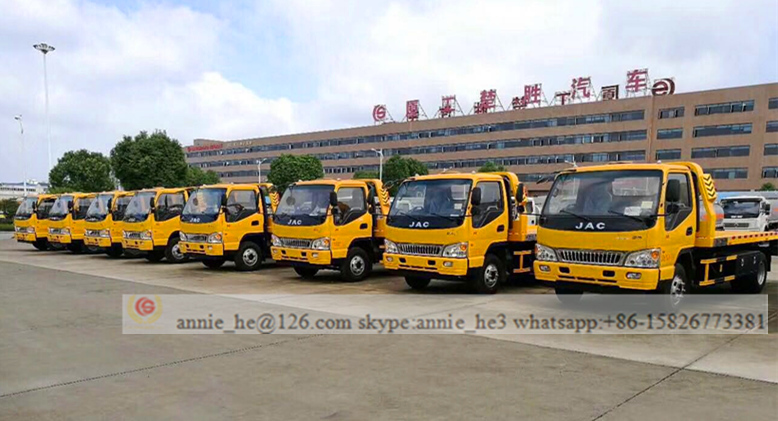 Wrecker Vehicle Manufacturer