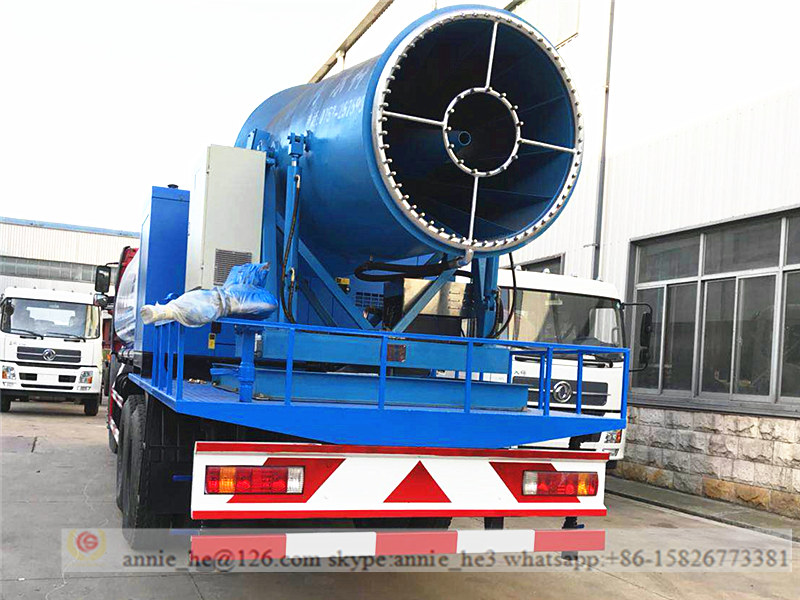 dust control truck for sale